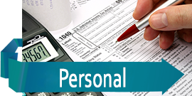 Personal - Tax Preparation Services