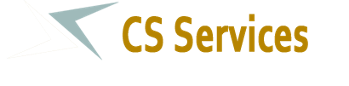 Logo, CS Services - Tax Preparation Services
